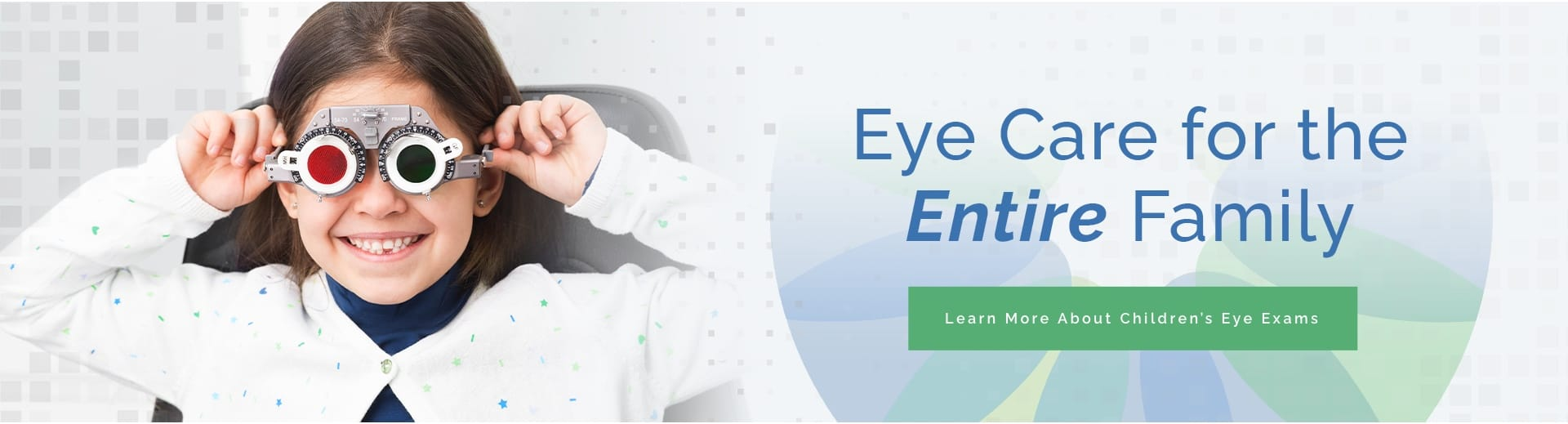 Learn About Children's Eye Exams